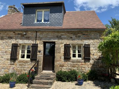 Photo for Le Bas Chesnay is a family friendly Gite in the most peaceful and tranquil area.