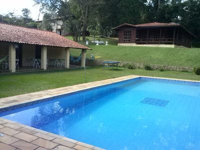 Photo for 4BR Chateau / Country House Vacation Rental in Jundiaí, SP