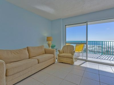 Photo for Plantation Palms 6607 Fort Morgan Gulf Front Vacation Condo Rental - Meyer Vacation Rentals