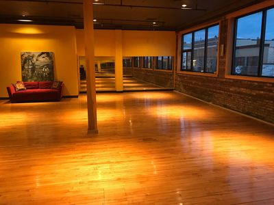 Photo for Petoskey Downtown Loft with Water Views