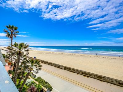 Photo for Steps to the Beach! Lower Unit with Outdoor Patio & 2 Parking Spots!