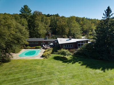 Photo for Spacious Mt Mansfield View Home with Gym & Hot Tub - Perfect for Family Holidays