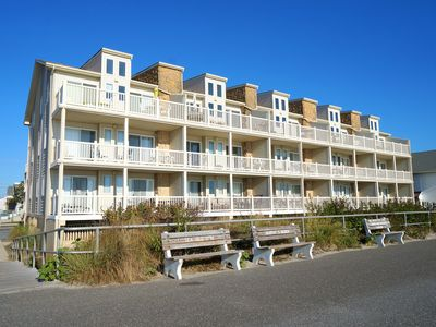 Photo for Beautifully furnished to enjoy your ocean views and vacation at the shore.