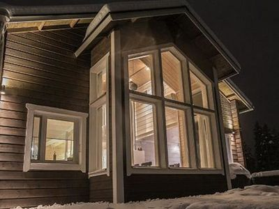 Photo for Vacation home Oppas lapland levi in Kittilä - 6 persons, 3 bedrooms