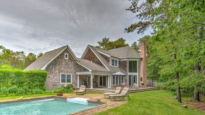 Photo for New Listing: Gorgeous, Bright & Airy, w/ Heated Pool, Btwn East Hampton & Sag Harbor