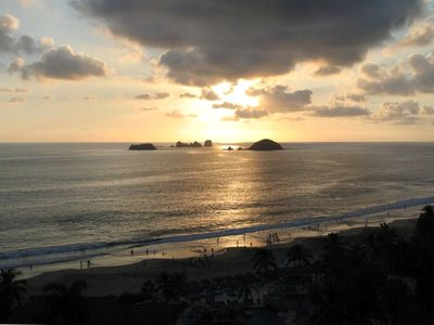 Photo for Amara Ixtapa Luxury Oceanfront Amara Condo