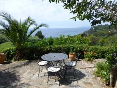 Photo for Apartment of charm with magnificent sea-view