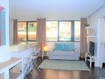 Photo for Comfortable Apartment in Pombal Square