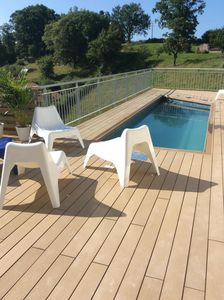 Photo for Villa type loft of 200 m2 7 km from Biarritz.