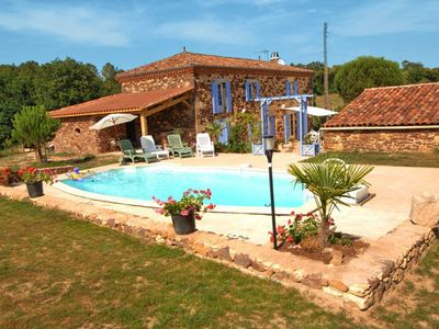 Photo for 2BR House Vacation Rental in Mazeyrolles