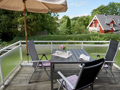 Photo for modern apartment on Wittensee, 100m to the beach, near the Baltic Sea, SPIELSCHEUNE