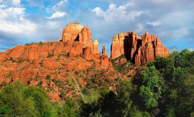 2BDRM~ RED ROCK COUNTRY~ LOS ABRIGADOS RESORT & SPA~ Hiking~Trails~Pools & More!