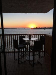 Photo for Waterfront Property:  Wake-up in paradise viewing spectacular sunrises