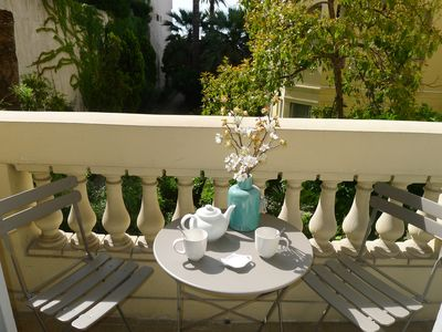 Photo for JARDIN PROMENADE AP4128 - Apartment for 4 people in Nice