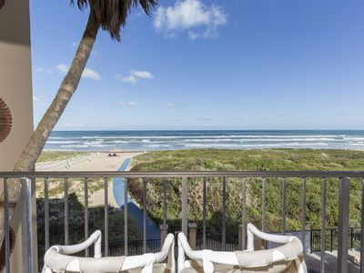 Photo for Suntide II 307 - Beachfront Condo, Oceanfront Pool & Spa, Tennis, BBQ, Sand Volleyball, Direct Ocean Access
