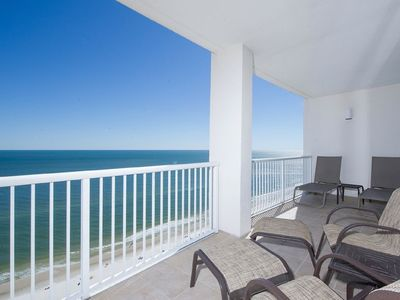 Photo for Waterdance: Right on the Beach! 2 Gulf Front Master Brs + Free Beach Service!