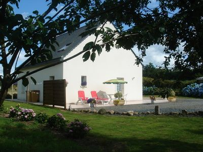 Photo for Studio apartments for holidays in the countryside of the bay of Saint Brieuc