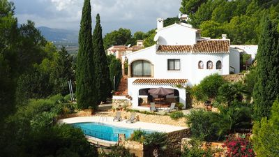 Photo for Villa Sol y Luna, set in beautiful surroundings with wonderful views, sleeps 6