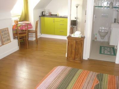 Photo for 1BR Studio Vacation Rental in Paris