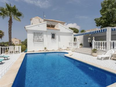 Photo for Large villa in Los Balcones with pool