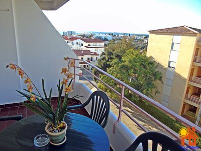 Photo for 2 Bedroom Apartment Amoreira Mar sea views