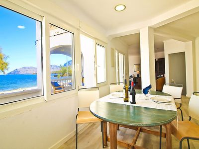 Photo for Apartment Paseo Del Mar  in Colònia Sant Pere, Mallorca - 7 persons, 4 bedrooms