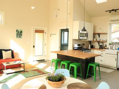 Photo for Big Living, Small House; A Modern Dwelling Experience