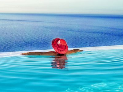 Photo for Dream Designer Villa with Infinity Pool and Views to Die for
