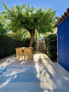 Photo for Port Grimaud - 500m from the beach, air-conditioned, terrace 55m2, 300m from the center