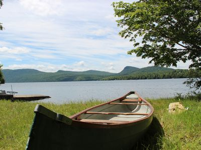 Photo for Beautifully Renovated Classic Vermont Lake View Cottage
