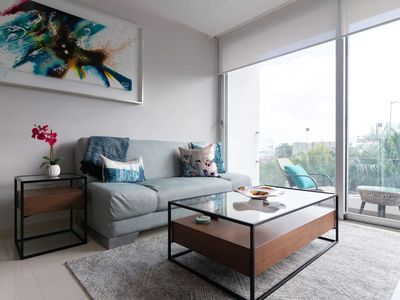 Photo for Modern apartment with the best location near the beach and 5 Ave.