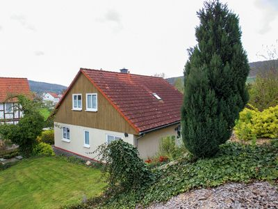 Photo for Large detached holiday home in Hesse with private garden and terrace
