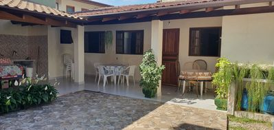 Photo for House for weekends & holidays in Ilhabela, well located for up to 7 people