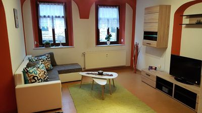 Photo for Apartment / app. for 2 guests with 55m² in Schlettau (71314)