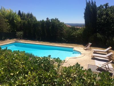 Photo for Beautiful house in Eguilles, Provence