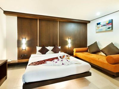 Photo for Chalong Beach Sea View Suite