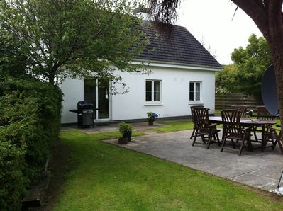 County Wicklow Country Cottage By The Sea Brittas Bay