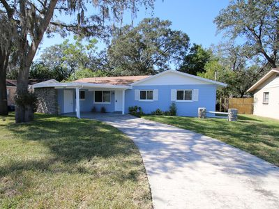 Photo for USF Hideaway - Newly remodeled 1200 sq. ft. 3 bed, 2 bath single family house