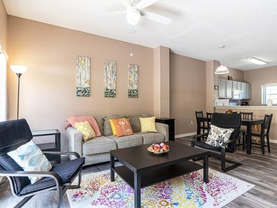 Photo for Enhanced Cleaning. Townhouse in Gated Community. Pet Friendly.