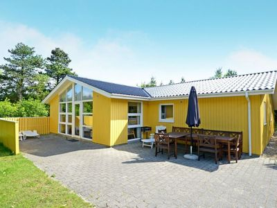 Photo for Vacation home Henne in Henne - 8 persons, 4 bedrooms