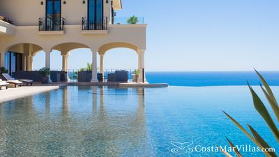 Photo for Paradiso Perduto, the Lost Paradise, Overlooking the Sea of Cortez, Sleeps 16