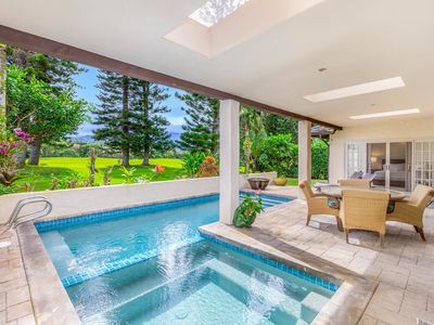 Spacious Four Bedroom Villa With Private Pool