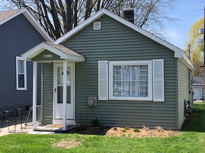 Photo for Cute and Cozy home located in the heart of Ludington, near Lake Michigan!