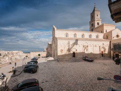 Photo for Il nido sul Duomo - Your holiday home in the center of Matera