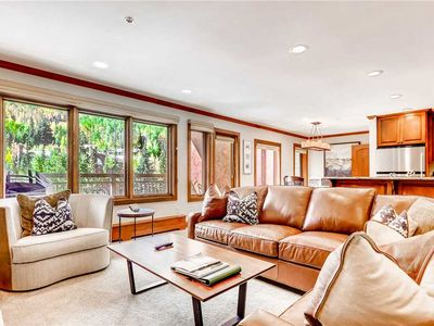 Photo for Vail Luxury 3 Bedroom Mountain View, Ski-in/Ski-out, Pool, Hot Tub, Sleeps 9