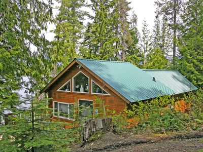 Photo for Lake Wenatchee Getaway - Lakefront Weekend Hideout