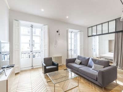 Photo for 1 bedroom apartment 2 bathrooms with capacity for 4 guests