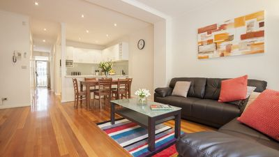 Photo for Cosmopolitan Location, CBD Fringe, Pet Friendly (Managed by Boutique Stays)