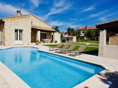 Photo for Villa with beautiful master suite and beautiful garden pool