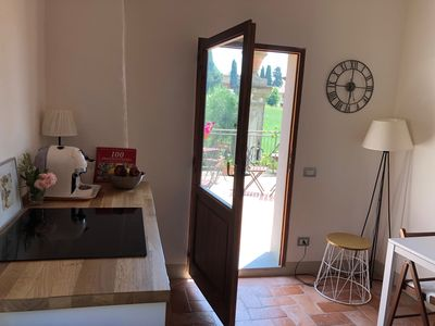 Photo for APARTMENT IN VILLA A FEW KM FROM FLORENCE